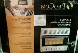 ProCom 00006 ML250HPA Propane Gas Vent Free Space Heater FRE