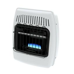 10,000 BTU Liquid Propane Blue Flame Vent Free Wall Heater 3