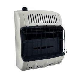 10000 BTU Wall Mount Heater Vent Free Liquid Propane Blue Fl