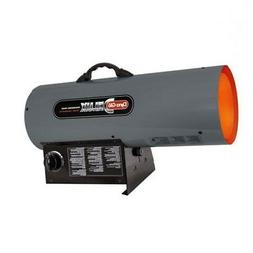 100k-150k BTU Propane Forced Air LP Gas Heater Outdoor Space