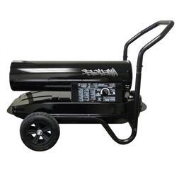 125,000 BTU Portable Forced Air Kerosene Heater