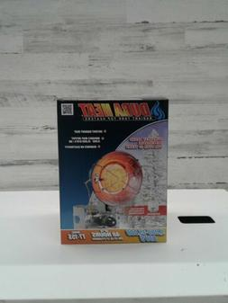 DuraHeat 15,000 BTU Portable Propane Radiant Tank Top Heater
