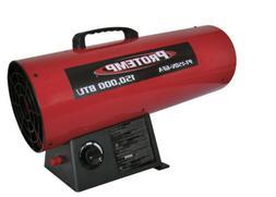 150,000 BTU Variable Propane Forced Air Heater