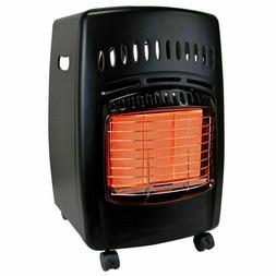 18000 BTU Cabinet Gas Portable Radiant Propane Heater Space