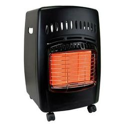 Heater Propane Gas Cabinet Portable 18K BTU Space Garage Hom