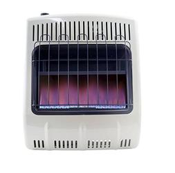 Mr. Heater 20,000 BTU Vent Free Blue Flame Propane Heater wi