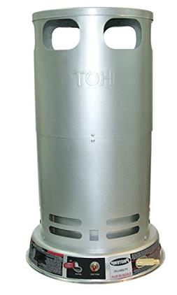 Pro-Temp 200,000 BTU Portable Propane Convection Utility Hea