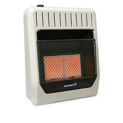 ProCom 3-Plaque 15,000-BTU Vent-Free LP Gas Wall Heater
