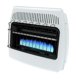 30,000 BTU Vent Free Blue Flame Liquid Propane Gas Home Gara