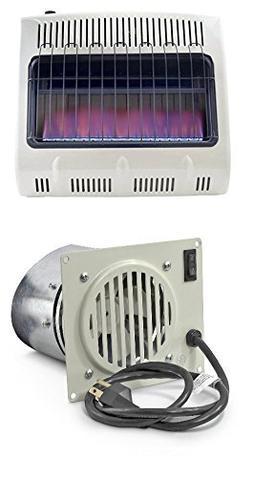 Mr. Heater 30,000 BTU Vent Free Blue Flame Natural Gas Heate