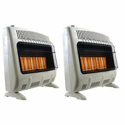 Mr. Heater 30000 BTU Vent Free Radiant 20# Propane Indoor Ou