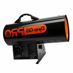 30k 60k btu dyna glo portable forced
