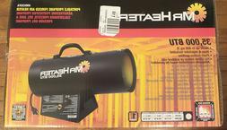35,000 BTU Heater Mr Heater Forced Air Propane includes 10 f