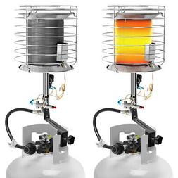 360 Degree Tank Top Propane Heater Portable In/Outdoor 35,00