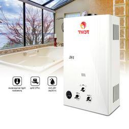 TC-Home 4.8GPM 18L Tankless LPG Liquid Propane Gas House Ins