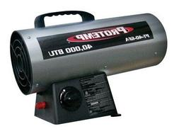 Pro-Temp 40,000 BTU Portable Propane Forced Air Utility Heat