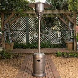 Fire Sense 46,000 BTU High Output Kaffee Patio Heater