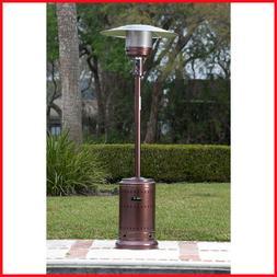 Fire Sense 46,000 BTU Patio Heater, Commercial-grade, USE Pr