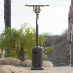 48,000 BTU Garden Outdoor Patio Heater Liquid Propane Gas St