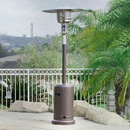 48,000 BTU Outdoor Propane Patio Heater LP Gas with Reguator