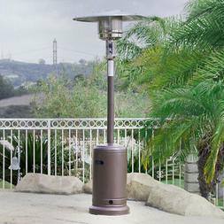 Belleze© 48,000BTU Patio Standing Heater, Propane, CSA