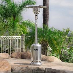 Belleze© 48,000BTU Premium Patio Propane Heater, CSA Ce