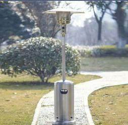 Hampton Bay 48000 BTU Outdoor Heating Propane Patio Heater -