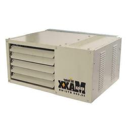 50000 BTU  Forced Air Fan Propane Heater Spark Ignition Gara