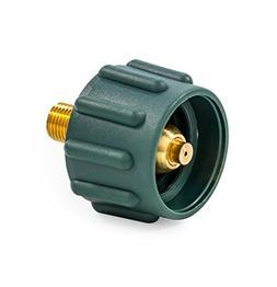 Camco 59923 Green Propane Acme Nut - 200,000 BTUs