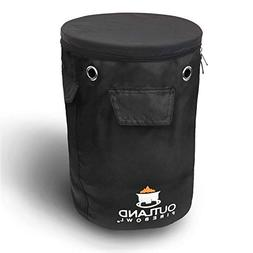 Outland 740 Vinyl Propane Tank Cover with Tabletop Feature,
