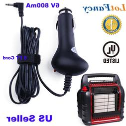 6V 800mH Power Adapter for Mr. Heater Big Buddy Heater MH18B