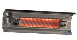 Fire Sense - Patio Heater - Silver