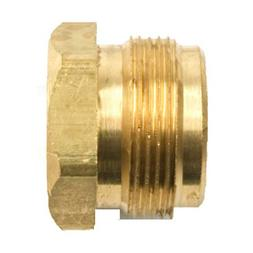 "Mr. Heater 1""-20 Male Throwaway Cylinder thread x 1/4"" Femal"