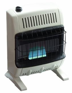 Mr. Heater 10,000 BTU Natural Gas Blue Flame Vent Free Heate