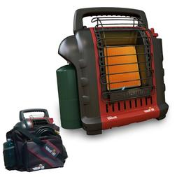 Mr. Heater MH9BX Portable Buddy Heater with Portable Buddy C