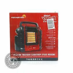 Mr Heater Buddy Portable Propane Heater, 9,000 BTU ~ New - F