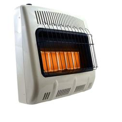 Mr. Heater Vent-Free 30,000 BTU Radiant Natural Gas Heater M
