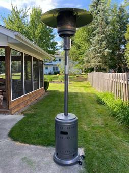 havana bronze commercial patio heater