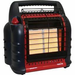 Big Buddy Indoor/Outdoor Portable Propane Gas Heater Camping
