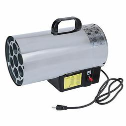 BISupply Portable Propane Heater 60k BTU Propane Heater Indo