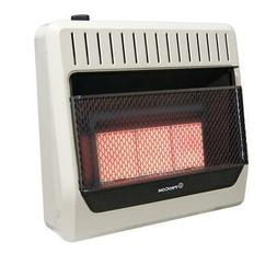 Procom Heating Inc 28K BTU DF Wall Heater