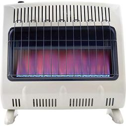 Mr. Heater 30K BTU LP Vent Free Blue Flame Heater with Built