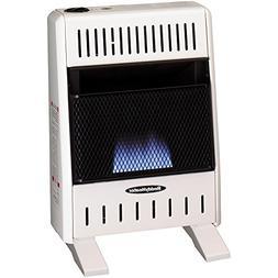 Sure Heat BWH10BFLP Manual Liquid Propane Flame Wall or Floo