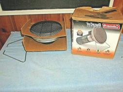 🐅Coleman Camping Heater Duracat 3000 BTU Portable Propane