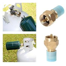 New Arrival Outdoor Camping Hiking Stove Adaptor Propane Ref