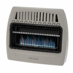 Comfort Glow CGP376 30,000 Btu Blue Flame Propane Vent Free