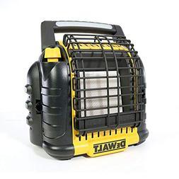 Mr. Heater DeWALT 12,000 BTU Radiant Indoor Safe Heater  wit