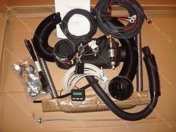 Diesel air heater 2 kW/7,000 BTU/hr 12volt same as Webasto,A