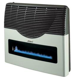 MARTIN Direct Vent Propane Wall Heater with Room Thermostat,