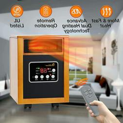 Dr. Infrared Heater DR968H Portable Space Heater